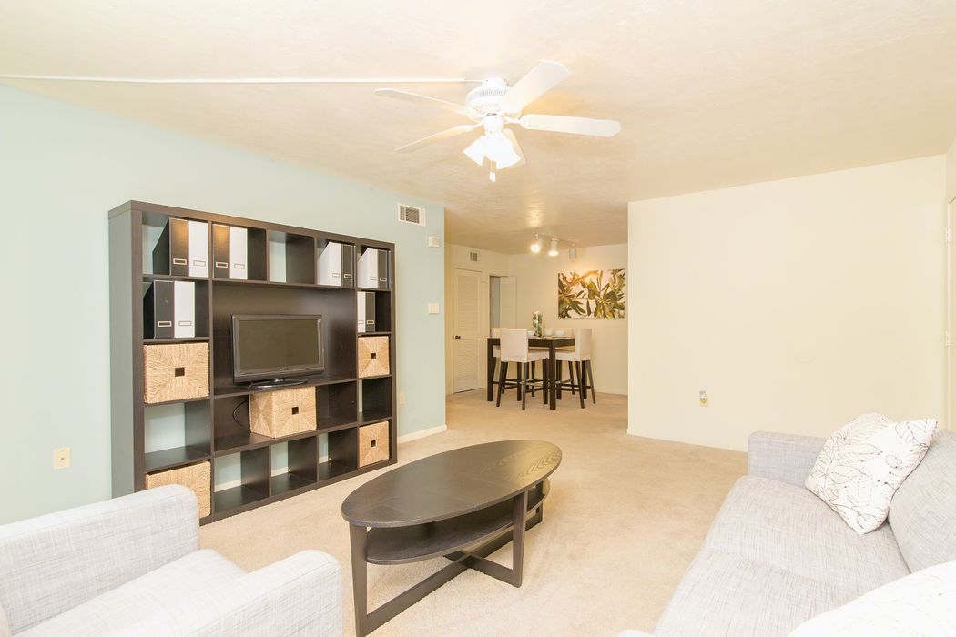 Student accommodation photo for Pinetree Gardens Apartments in Gainesville