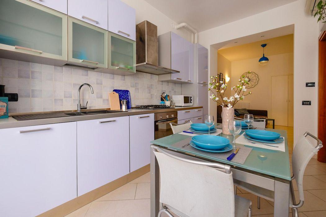 Elegant apartment in Porta Venezia