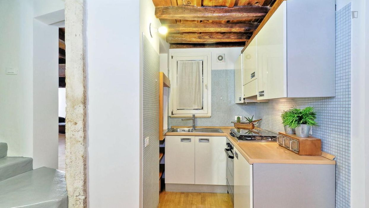 Colourful 1-bedroom flat in Centro Storico