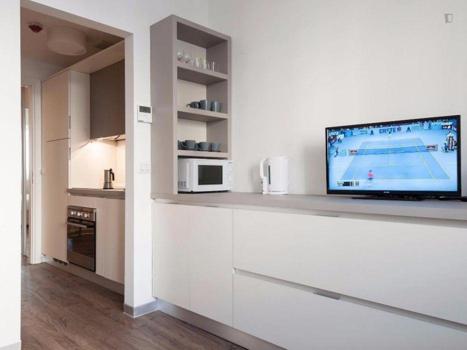 Attractive apartment near Sondrio metro station