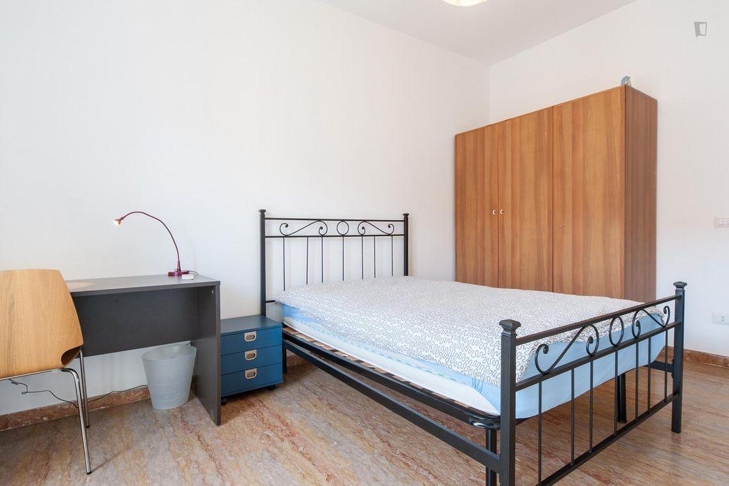 Bright 3-bedroom apartment near Parco Filippo Meda