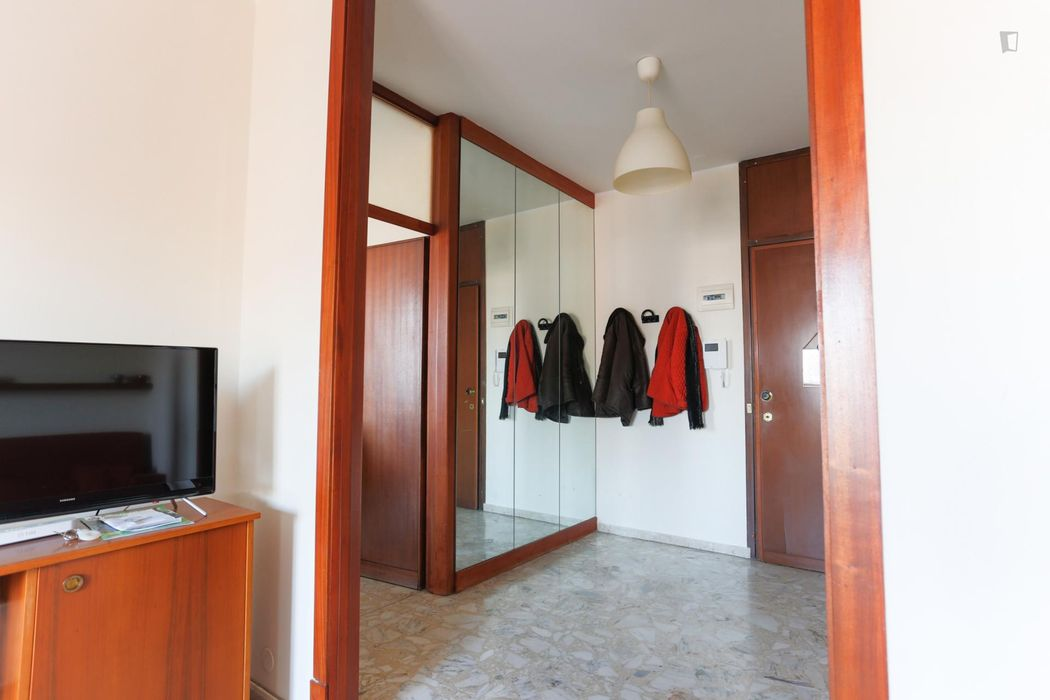 Bright apartment in Trezzano