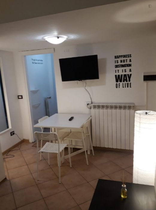 2-bedrooms flat well connected to Bocconi University