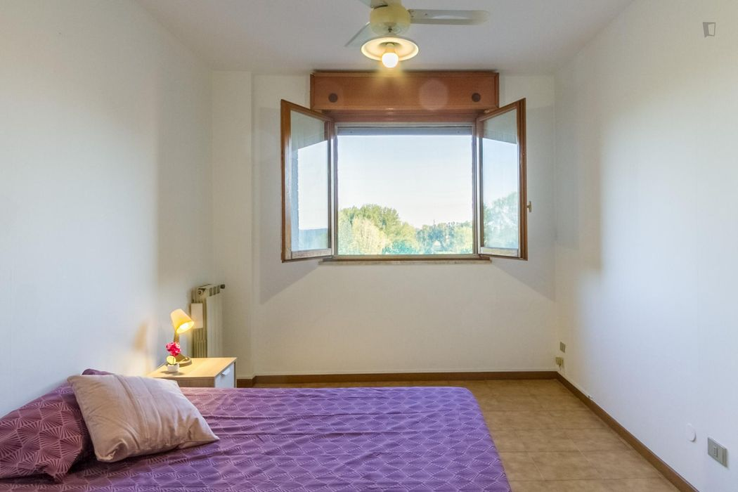 Bright Bedroom with Private Terrace MM Abbiategrasso