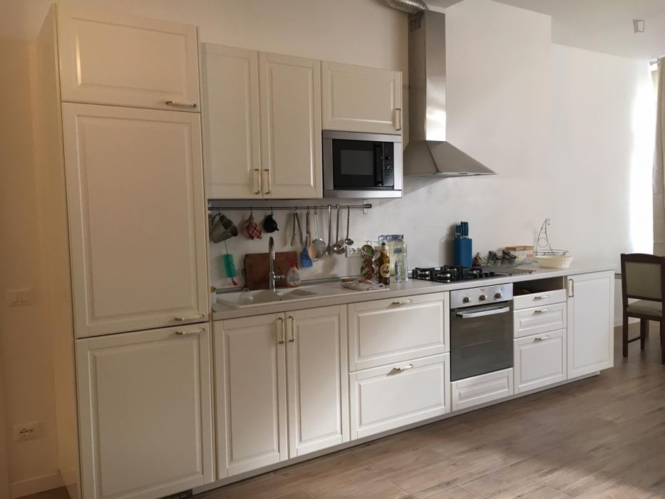 Flat for up to five people 15 min from Milan centre