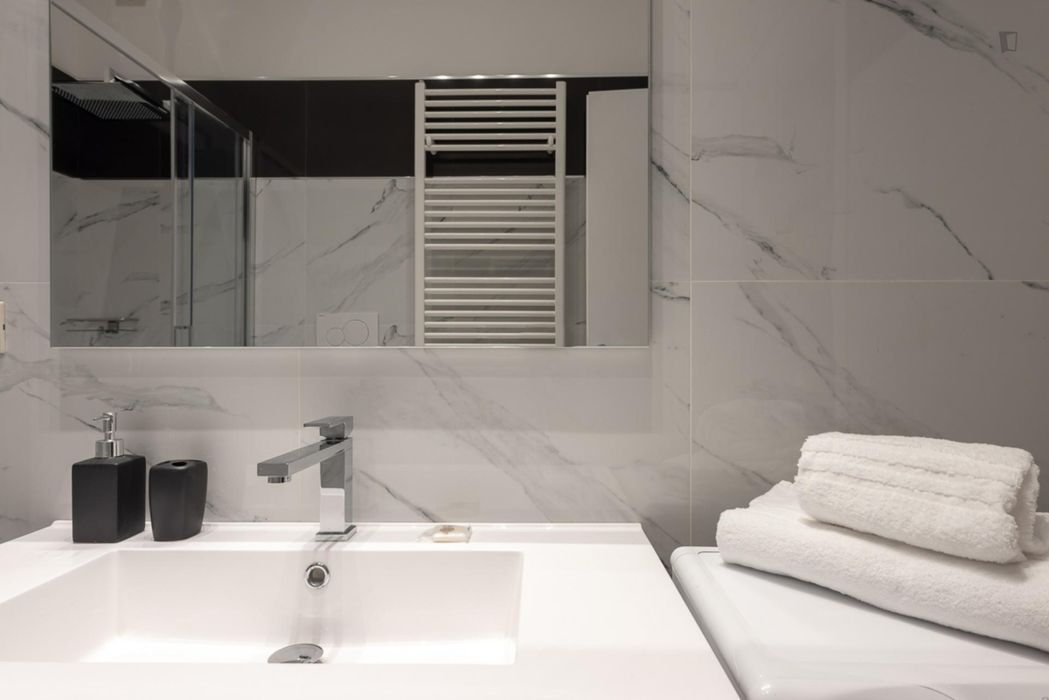 Gorgeous 1-bedroom flat near Loreto