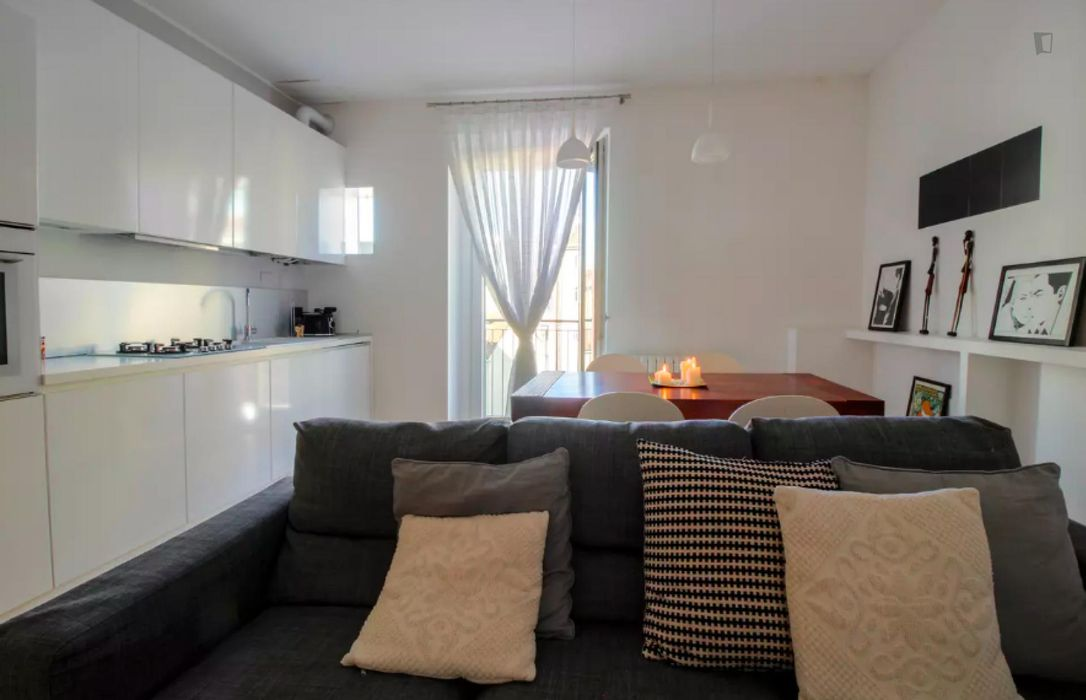 Very cool 1-bedroom apartment in Centrale