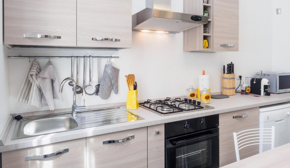 Charming 1-bedroom flat next to Università Bocconi