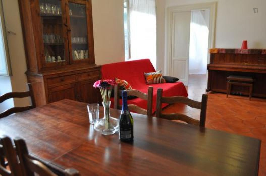 3-Bedroom apartment in Trastevere