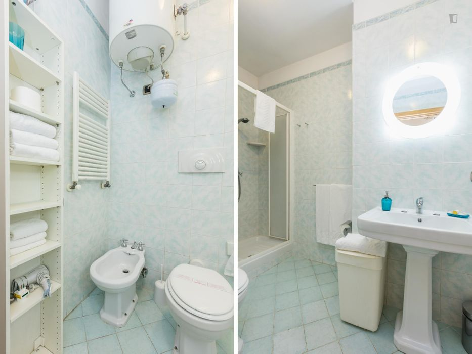 Well-located 1-bedroom apartment in Esquilino