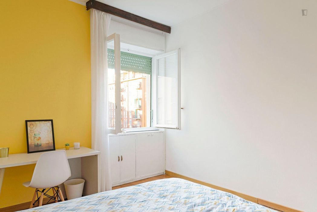 Lovely single bedroom close to IULM University