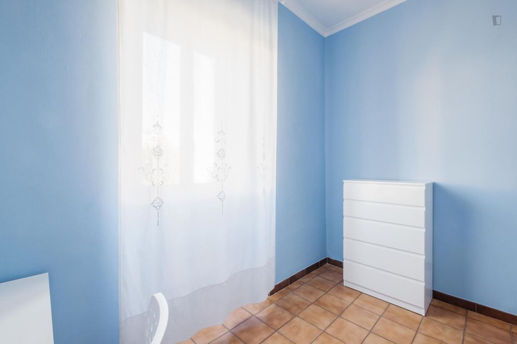 Cosy single bedroom close to S. Paolo metro station