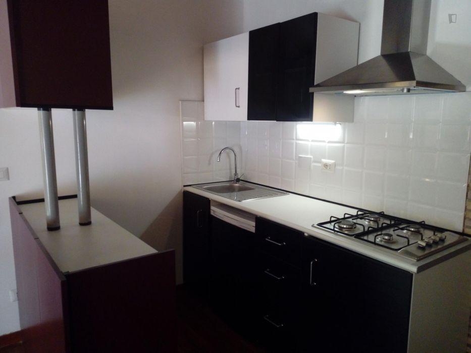 2-Bedroom apartment in Trastevere