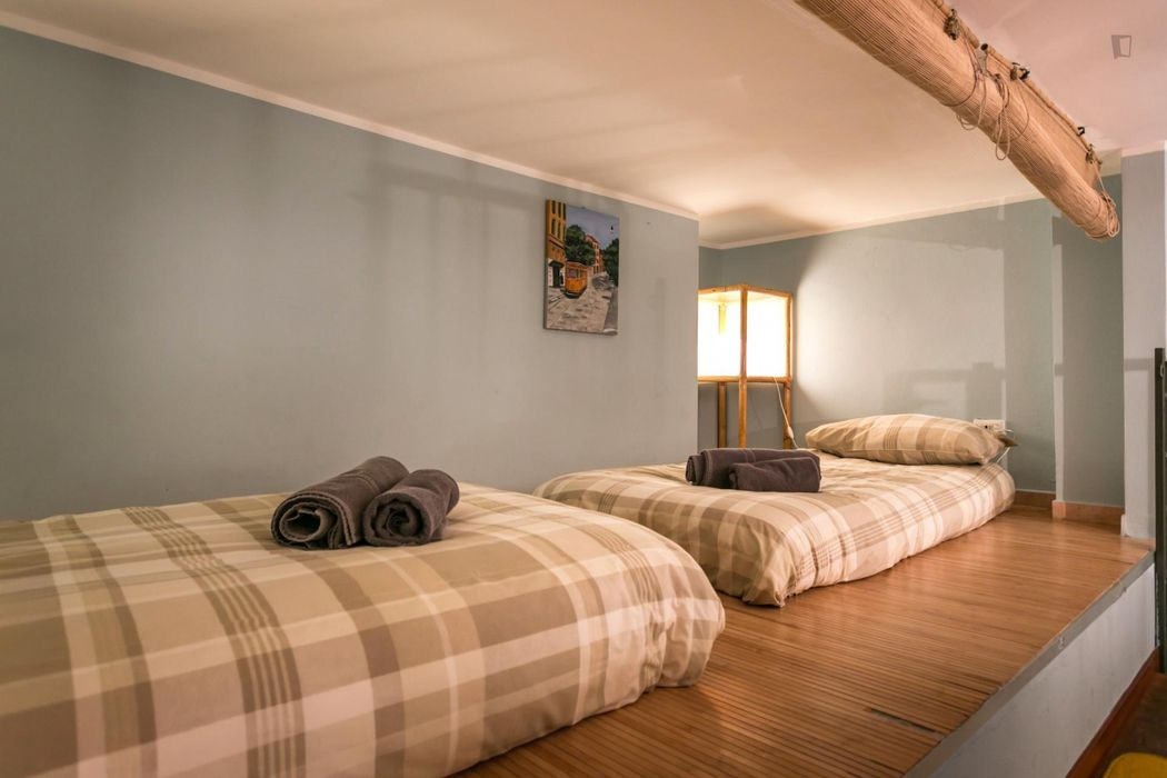 Large 2-bedroom apartment in Tortona-Savona