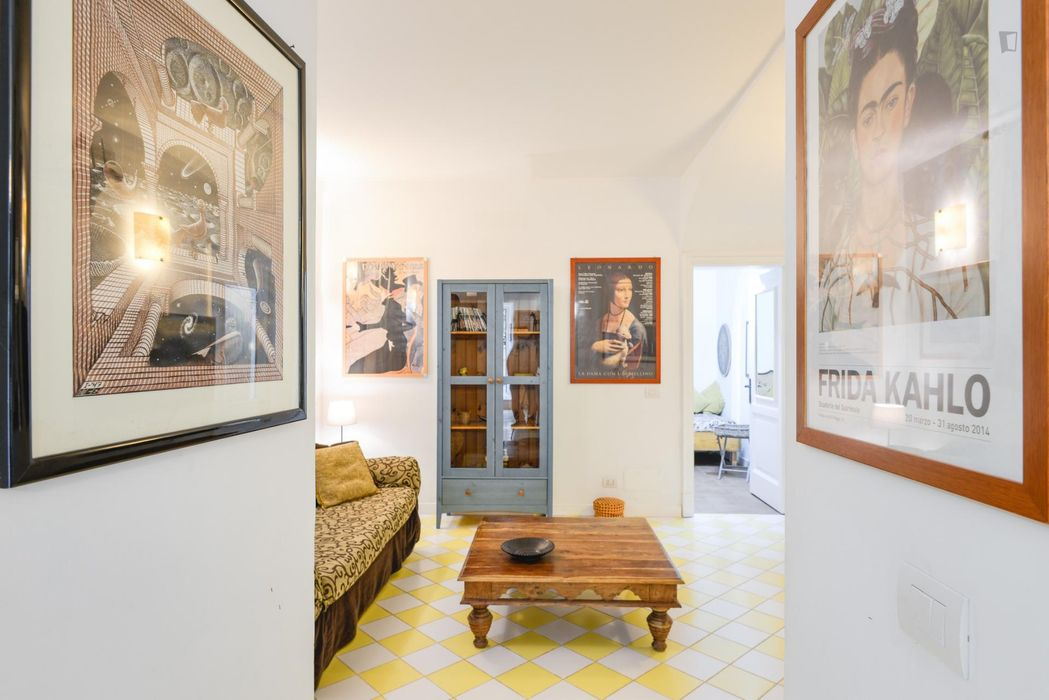 Nice apartment in Gianicolense neighbourhood