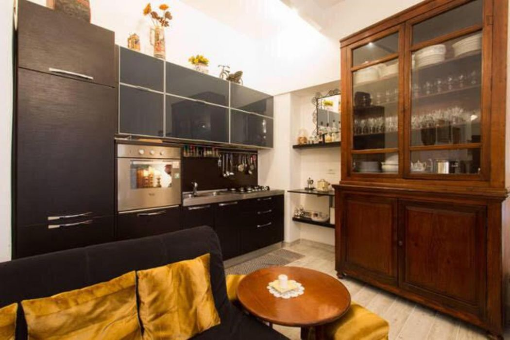 Spacious 2bedrooms apartment with garden next to Vatican City