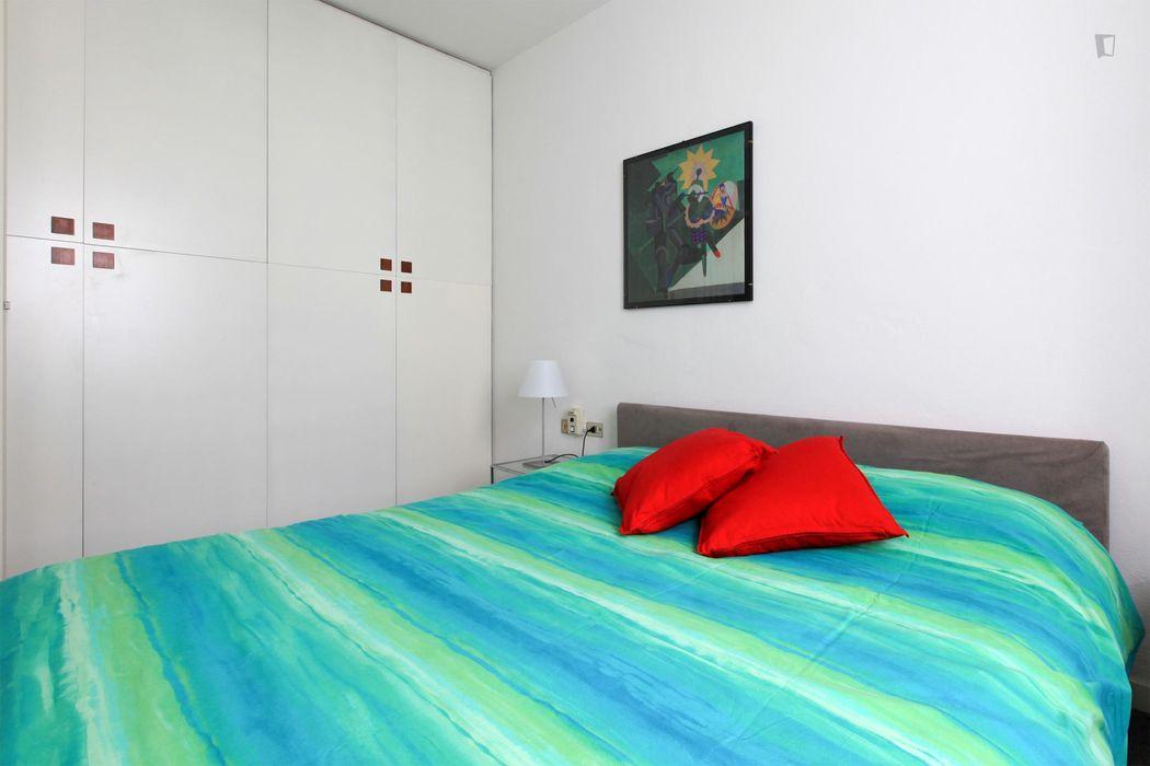 Pleasant 1-bedroom apartment near Parco Sempione