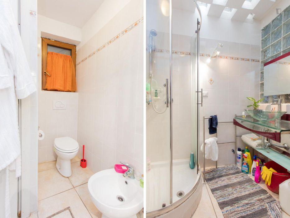 Comfortable studio apartment near Pigneto metro station