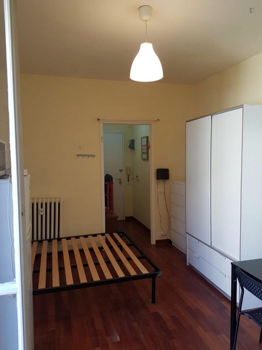 Homely studio in Tiburtina