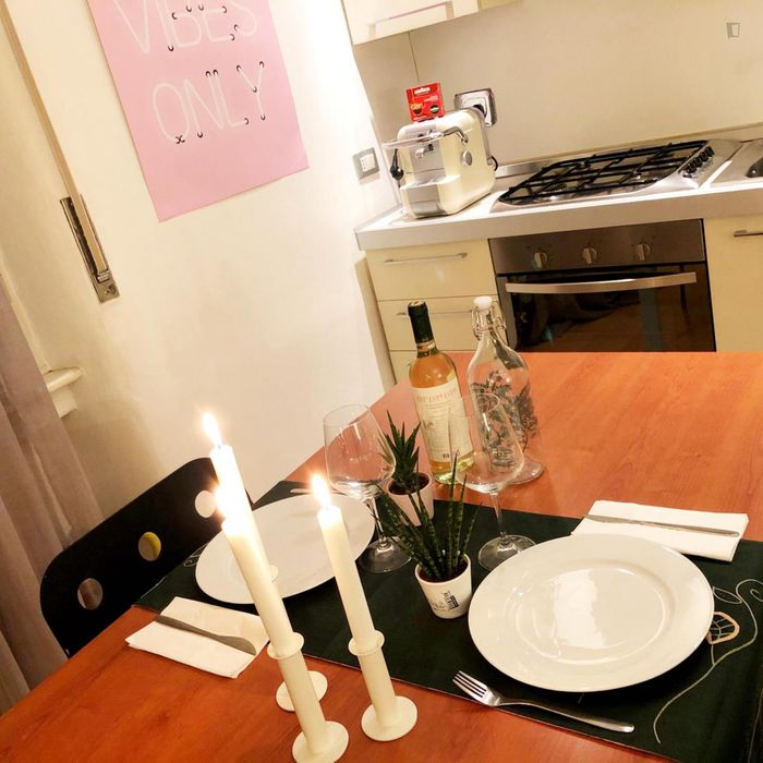 1-Bedroom apartment near Università Bocconi