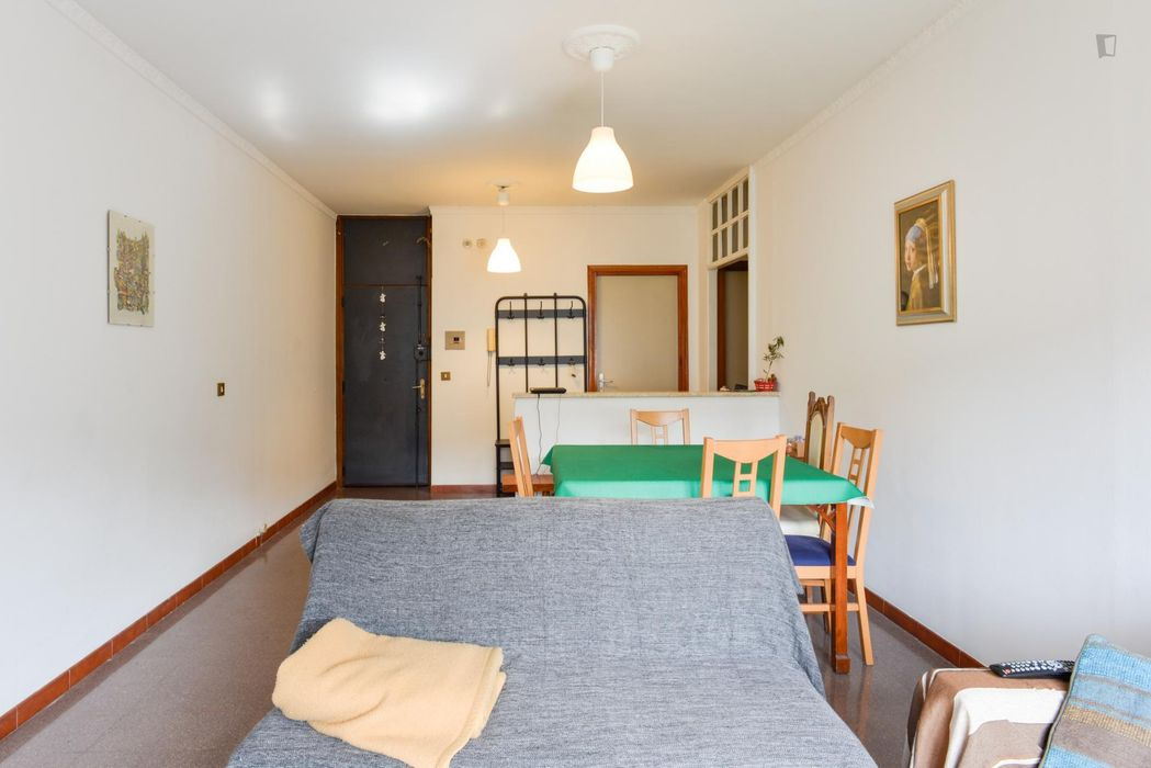 Inviting single bedroom in Tufello neighbourhood