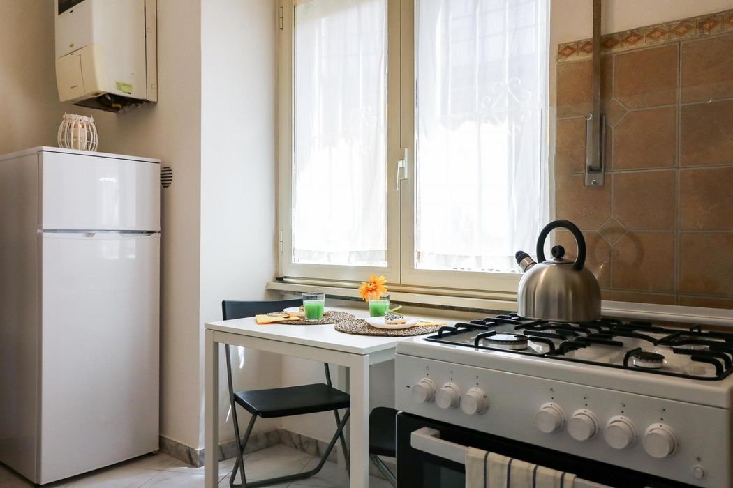 Amazing twin bedroom nearby S. Agnese/Annibaliano metro station