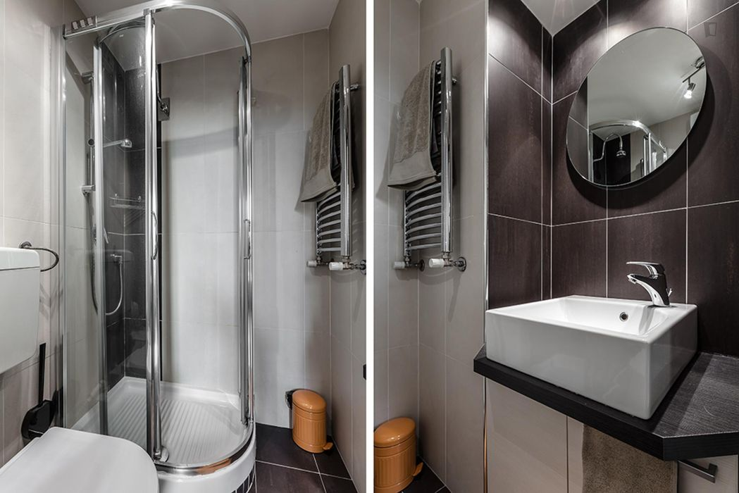 Lovely 2-bedroom flat in Bovisa