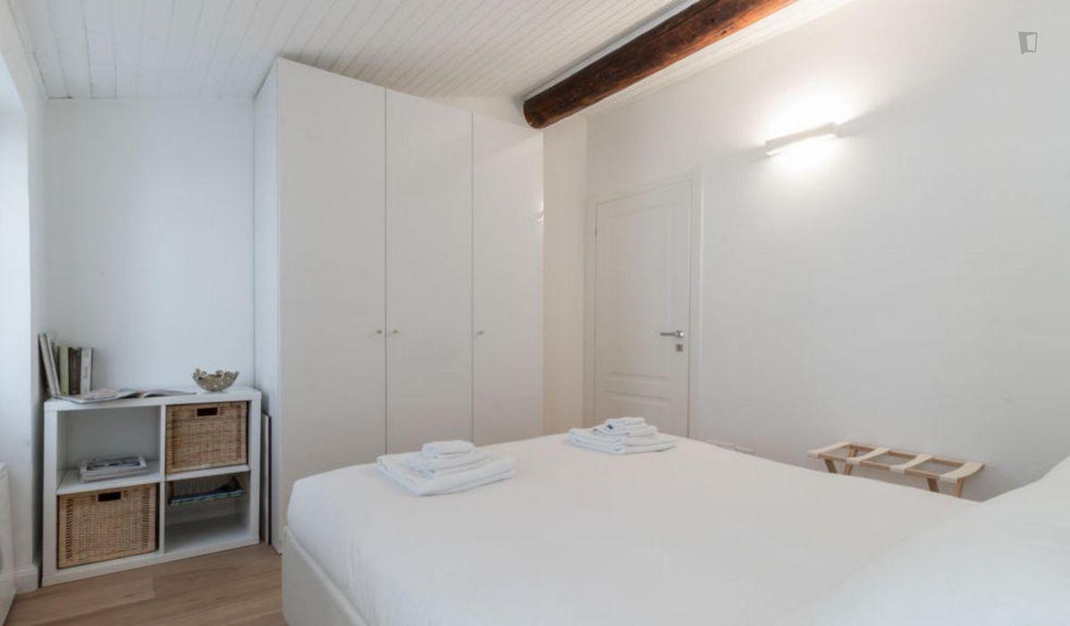 Delightful 1-bedroom apartment in Navigli