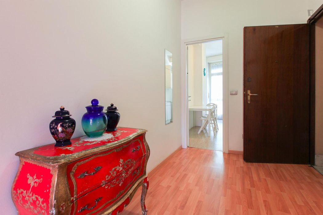 Spacious and comfortable apartment near Pasteur metro station