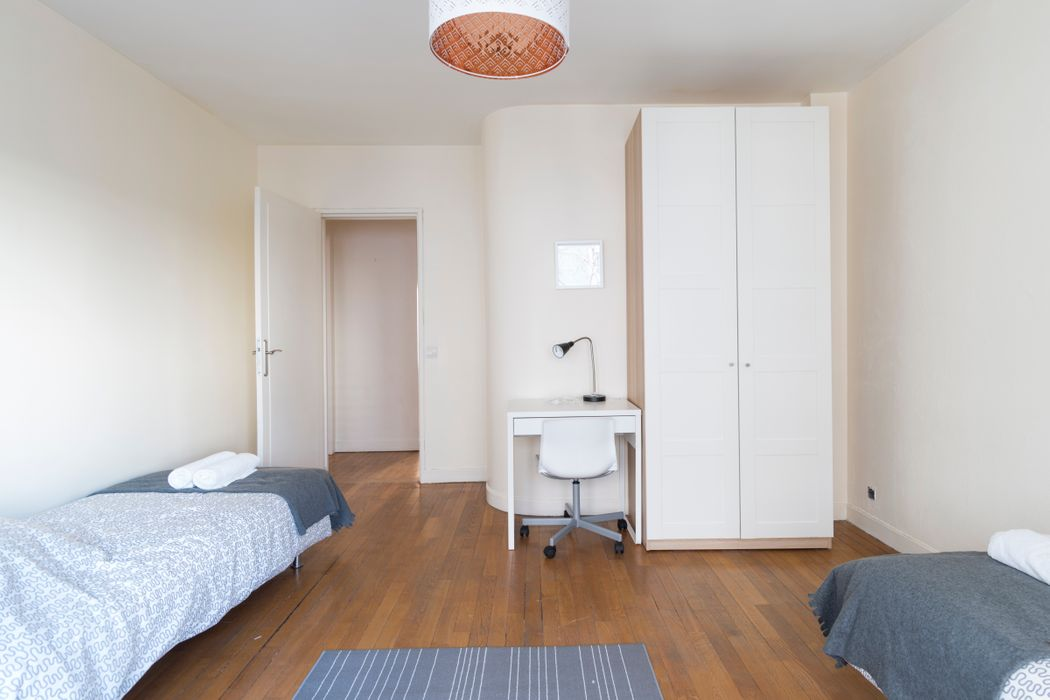 Comforts of Home - 6 Rue Jean de la Fontaine