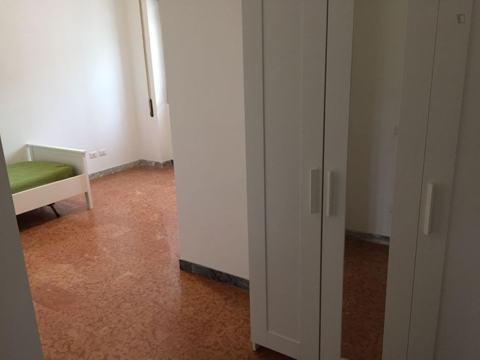 Single bedroom close to Cattolica University