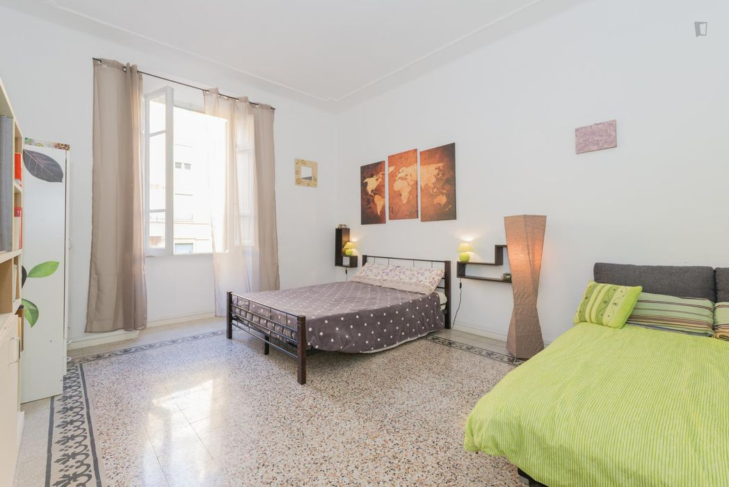 Lovely 2-bedroom apartment close to Ottaviano metro station