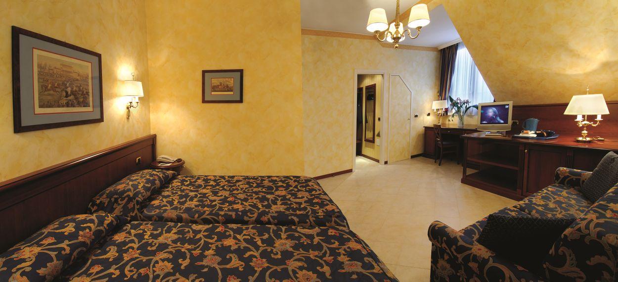 Student accommodation photo for Atahotel Linea Uno in Gorla & Turro, Milan