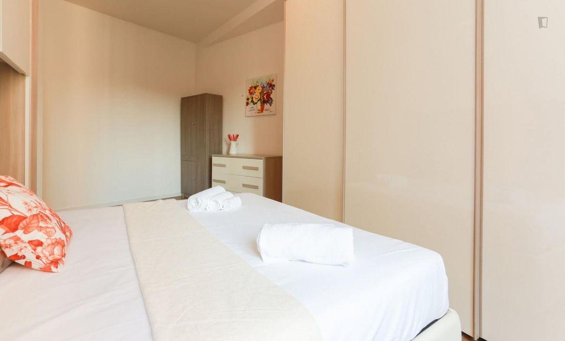Nice 1 bedroom apartment in Corso Lodi, near Brenta metro station