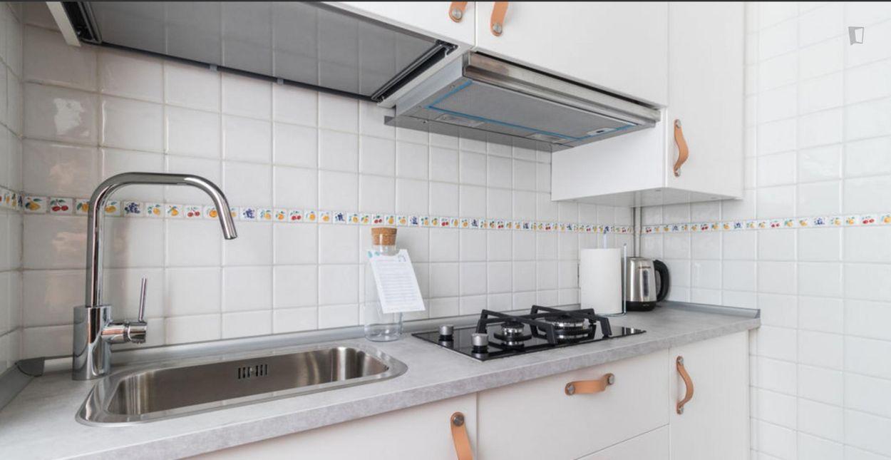 Alluring 1-bedroom flat in Fiera