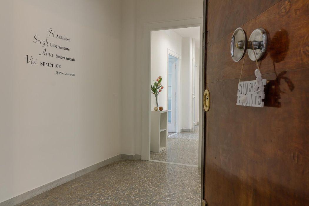 Comfy double bedroom nearby Sapienza University of Rome