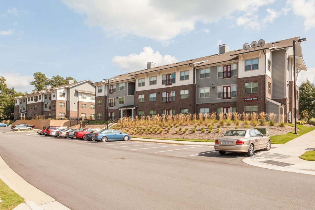 Student accommodation photo for Campus West in South West Raleigh, Raleigh