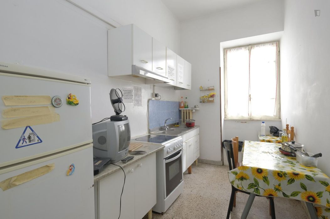 Single bedroom close to Facoltà di Psicologia