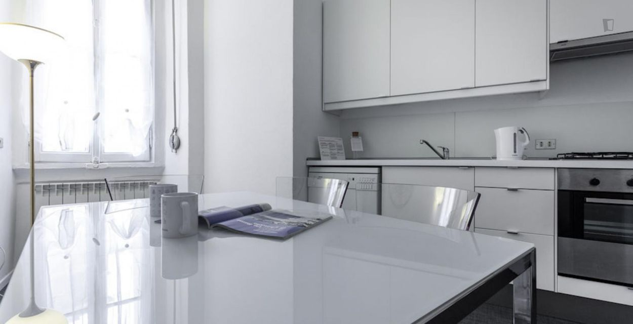 Wonderful 2-bedroom apartment near Milano Repubblica metro station
