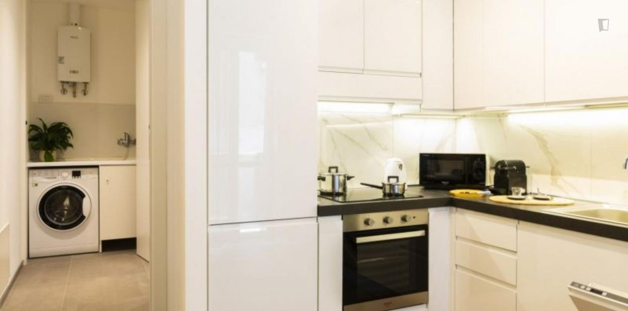 Luxury 1-bedroom apartment close to Central Station