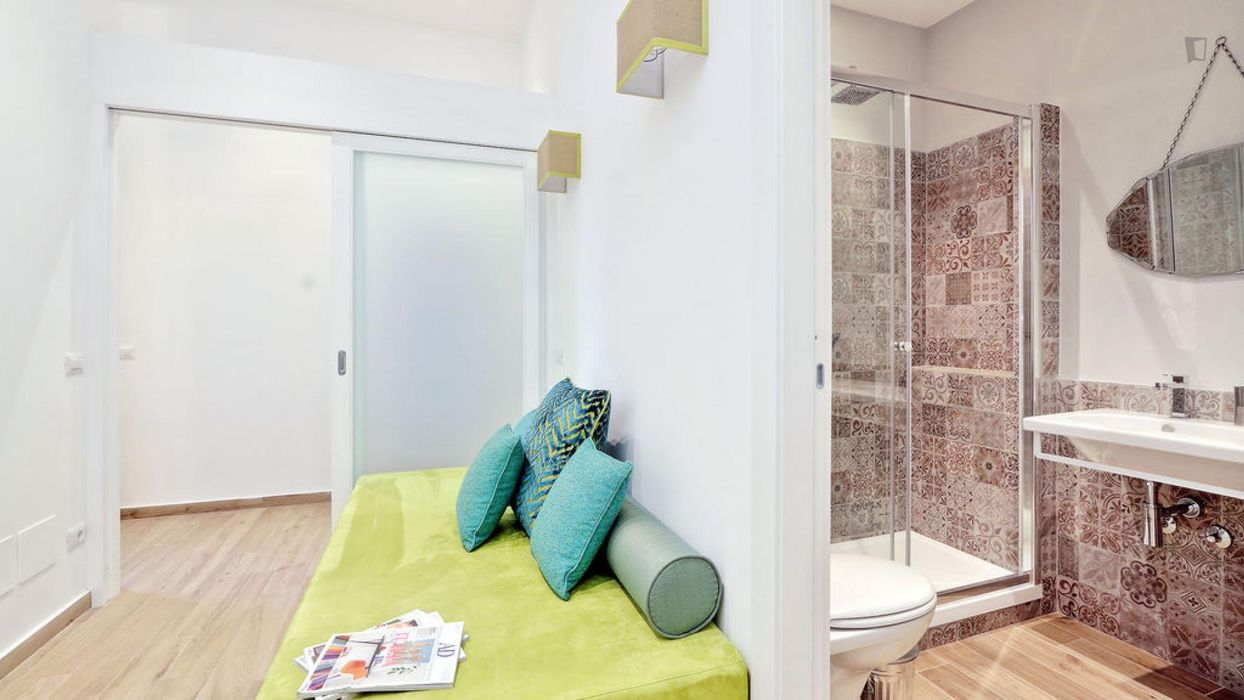 Cool 2-bedroom apartment near Palazzo del Quirinale