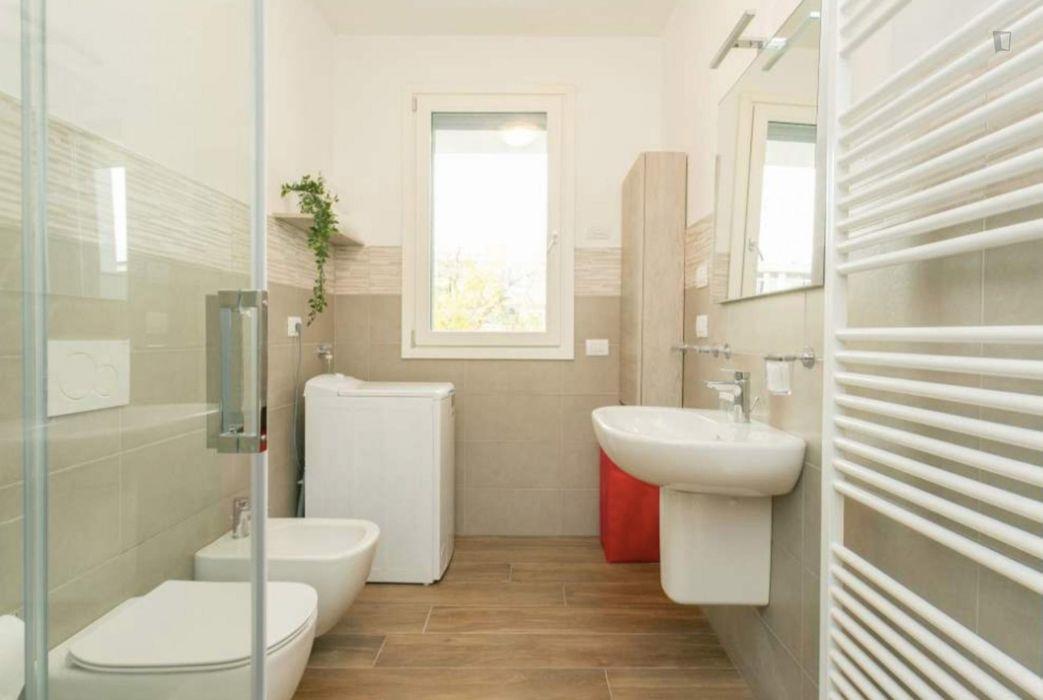 1-Bedroom apartment in Bovisa