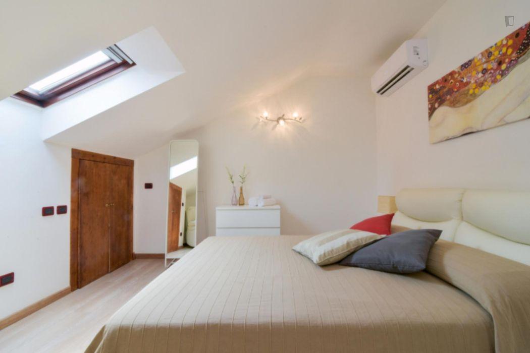 Spacious apartment in Sesto San Giovanni
