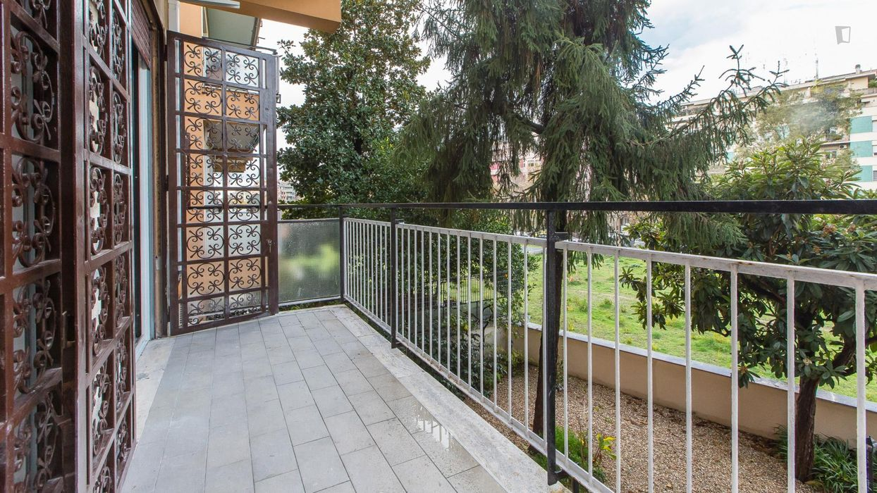Attractive apartment close to Trastevere