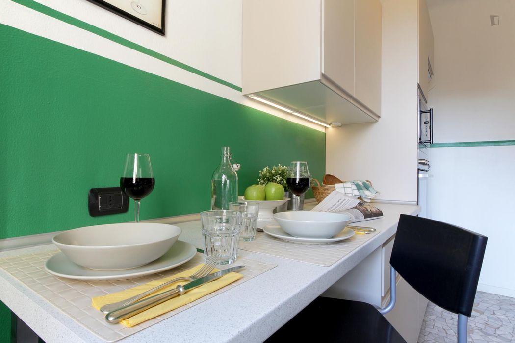 Wonderful 2-bedroom apartment in Regina Giovanna