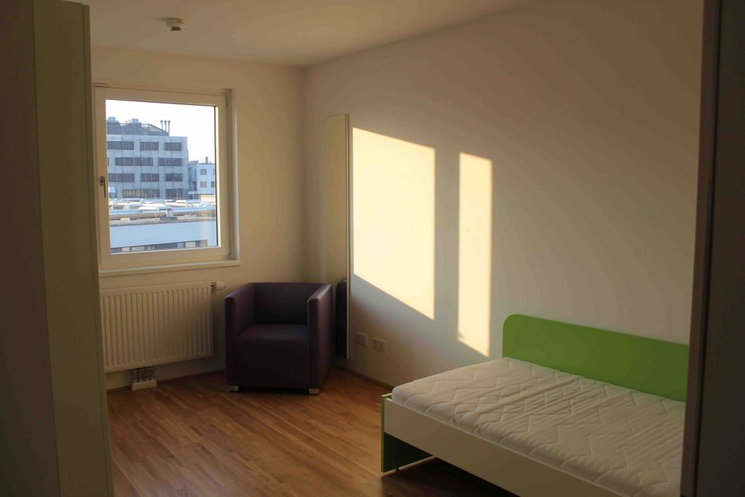 Student accommodation photo for HousingVienna Base 22 in Donaustadt, Vienna