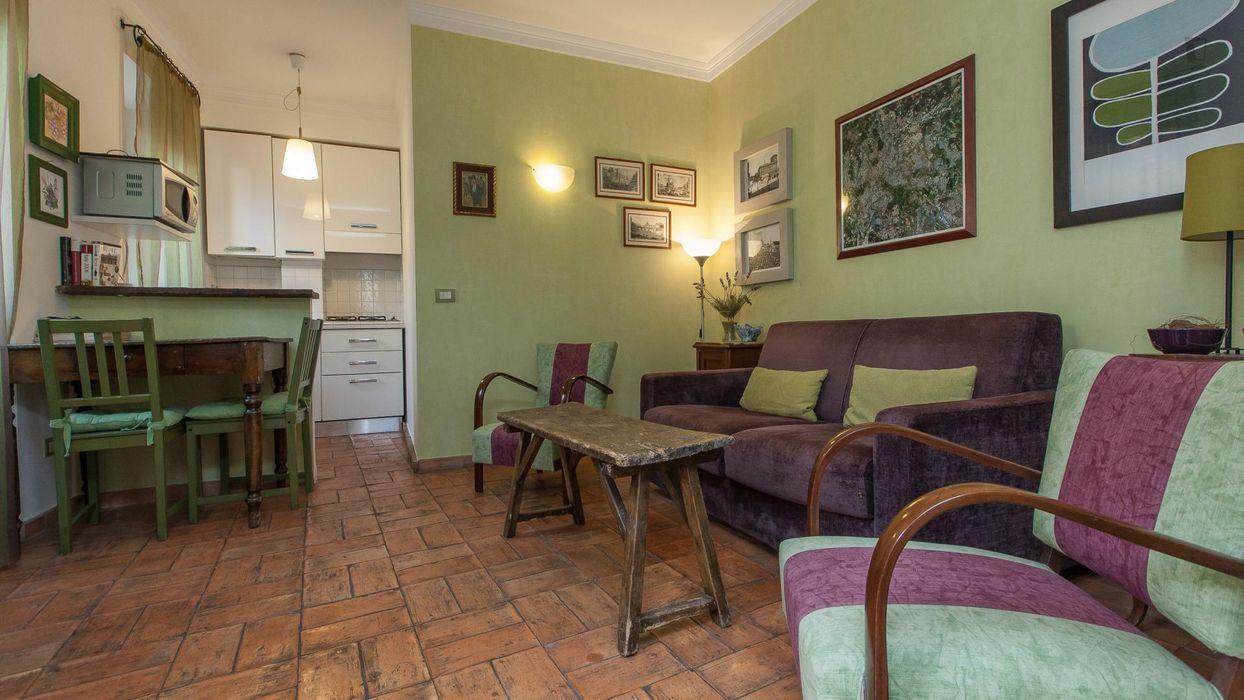 Lovely apartment in Trastevere neighbourhood