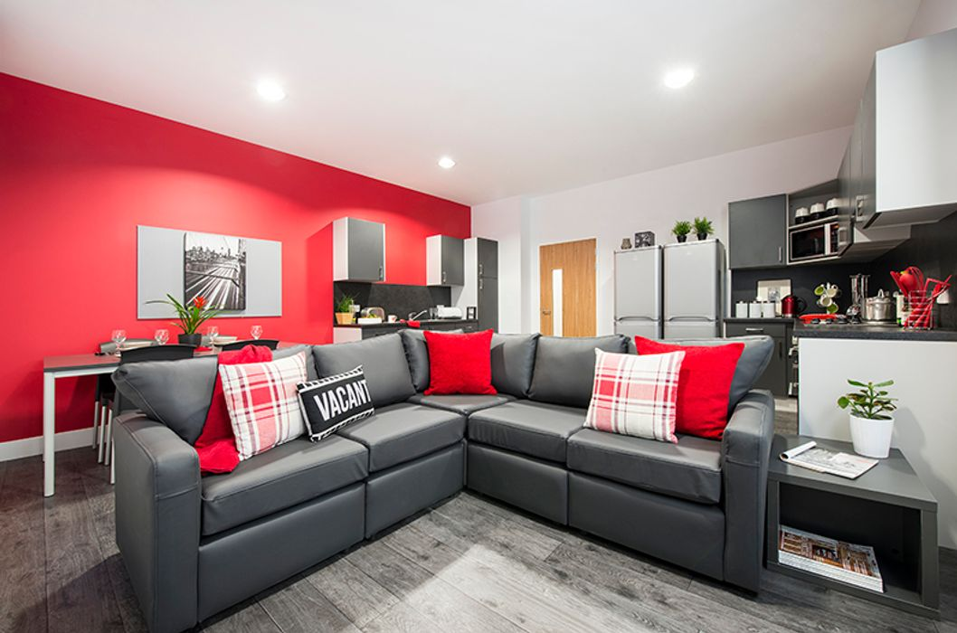 Student accommodation photo for Arran House in Haymarket, Edinburgh