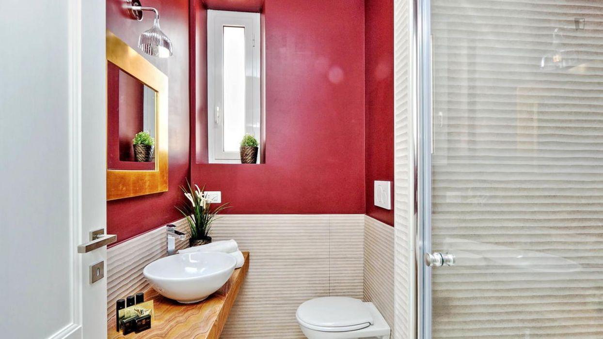 Stylish 2-bedroom apartment near Villa Carlo Alberto al Quirinale park