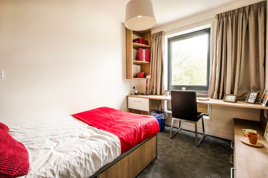 Student accommodation photo for Chalmers Street in New and Old Town, Edinburgh
